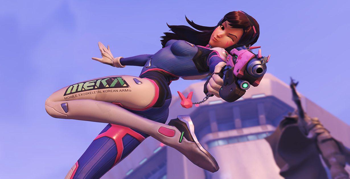 Charlet Chung ci dà degli indizi sul futuro di Overwatch