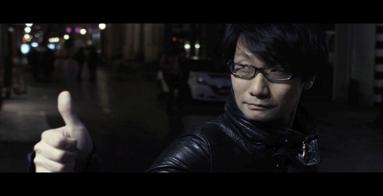 Hideo Kojima in tutto il suo splendore