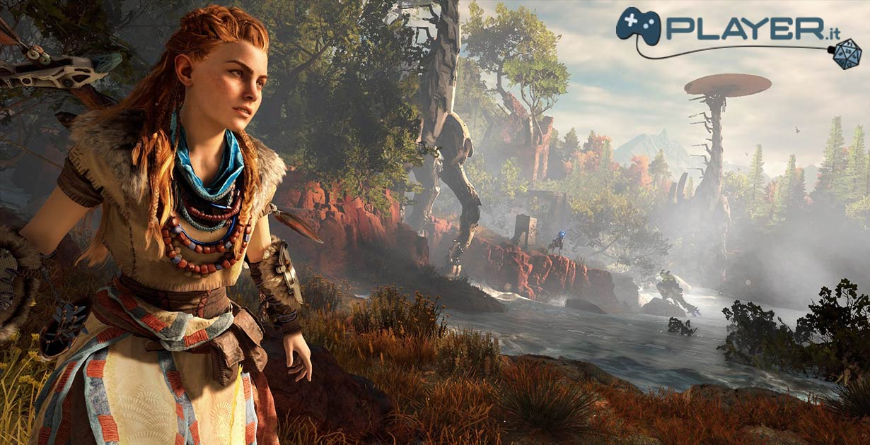 Horizon Zero Dawn Arriva Il Dlc The Frozen Wilds