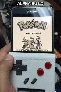 smartboy giocare retro game smartphone