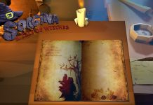 Sorgina: a tale of witches