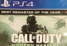 modern warfare remastered pack rumor leak