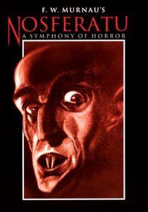 Nosferatu il vampiro Murnau locandina originale