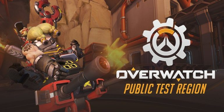Nuova patch per il PTR di Overwatch