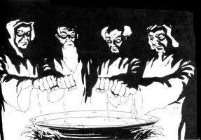 Vampiri Tremere Rituale