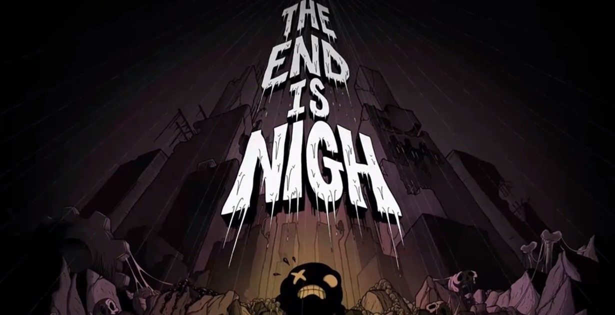 the end is nigh annuncio