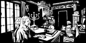 Vampiri Tremere studio