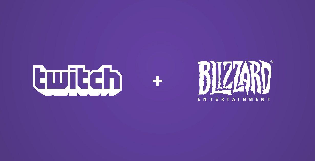 Nuovi accordi tra Blizzard e Twitch sulle trasmissioni esport