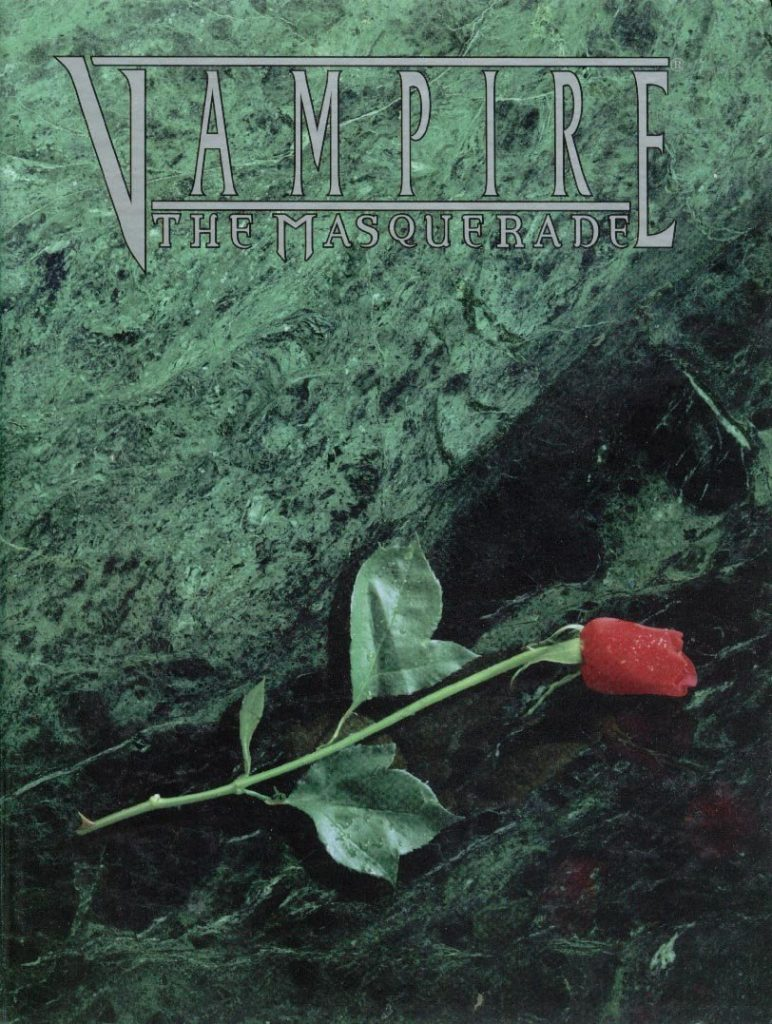 manuale Seconda Edizione Revised Vampire: The Masquerade