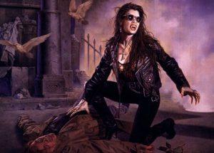 Vampiri Masquerade caccia