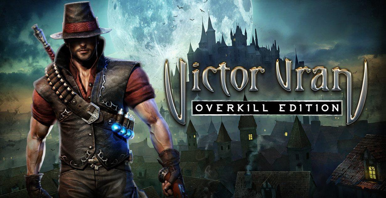victor vran overkill edition recensione PS4