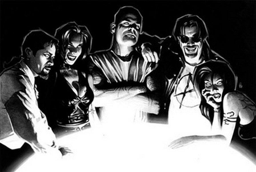 Vampire: the Masquerade coterie