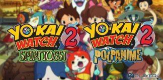 yo kai watch 2