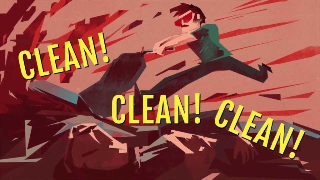 Serial Cleaner clean clean clean