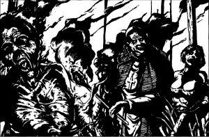Vampiri Tzimisce Ordini