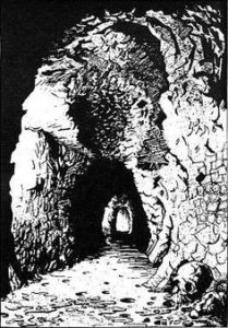 Vampiri Nosferatu Caverna