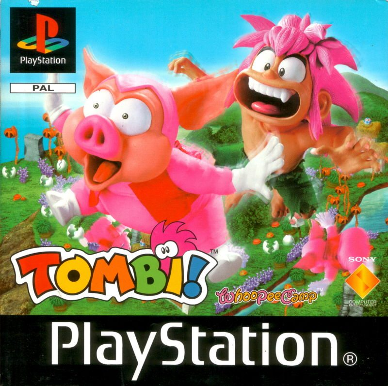 Tombi cover remake