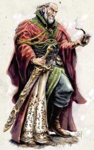 Elminster D&D