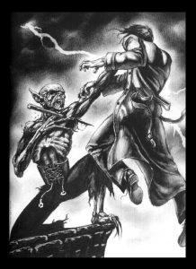Vampiri Nosferatu Mostro