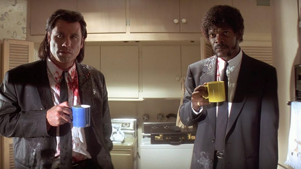 Serial Cleaner Pulp Fiction