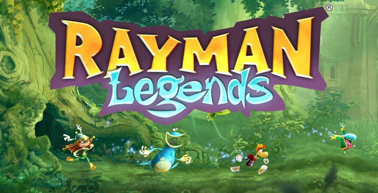 Rayman Legends Definitive Edition è disponibile per Nintendo Switch