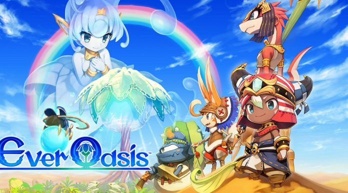 Recensione Ever Oasis