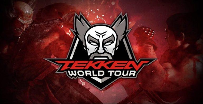 tekken world tour