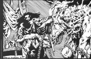 Vampiri Tzimisce Szlachta