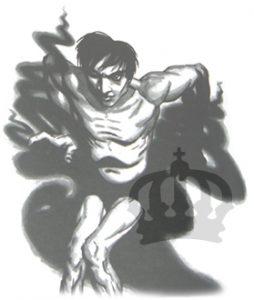 Vampiri Lasombra paralitico