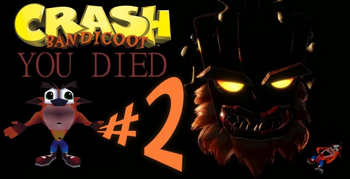 crash bandicoot difficile dark souls