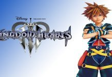 kingdom hearts III approdo nintendo switch