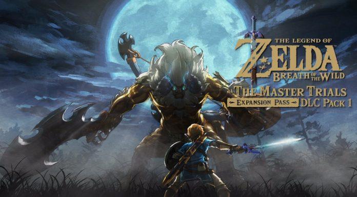 the legend of zelda dlc breath of the wild