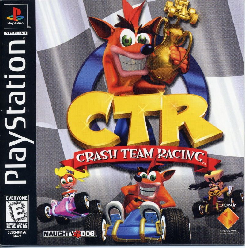 CTR cover remake