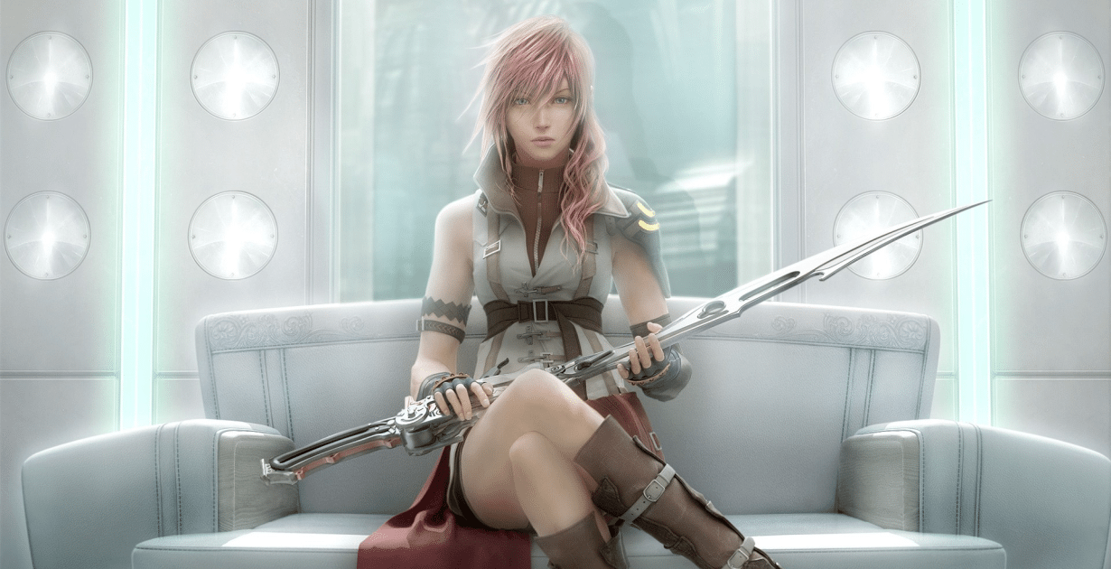 Final Fantasy XIII Lightning Farron