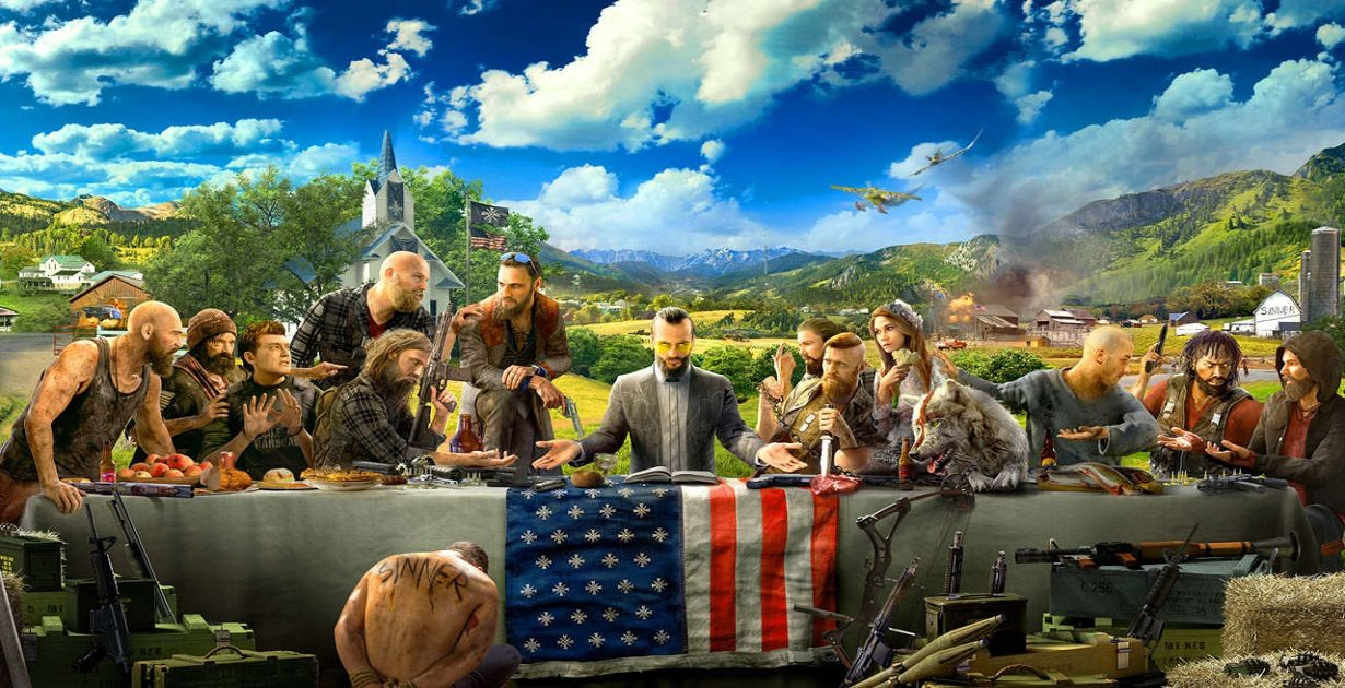 Far Cry 5: ecco il trailer live action