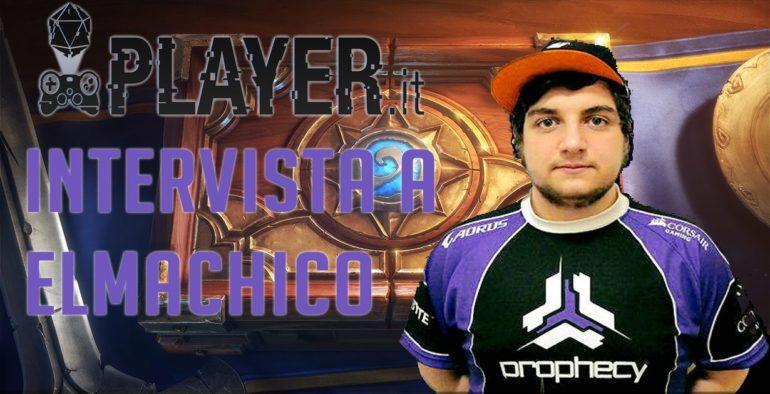 Intervista a ElMachico, il campione di casa Lifecoach