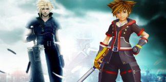 FF VII Remake e Kingdom Hearts 3