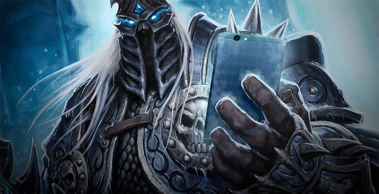 Il Re dei Lich diventa social per il San Diego Comic-Con