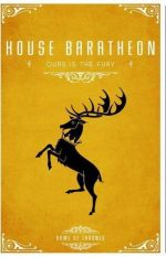 casa Baratheon Game of Thrones