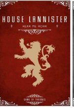 stemma casa Lannister Game of Thrones