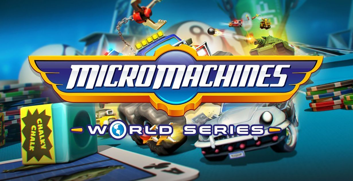 Recensione: Micro Machines World Series