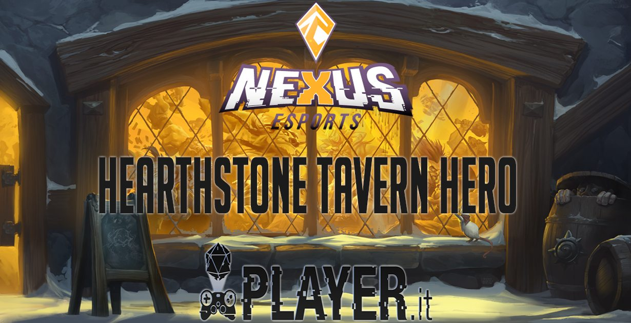 Hearthstone Tavern Hero al Nexus eSports di Aversa: recap finale dell'evento