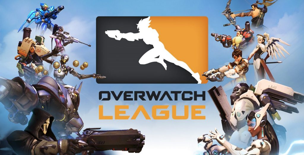 logo della Overwatch League