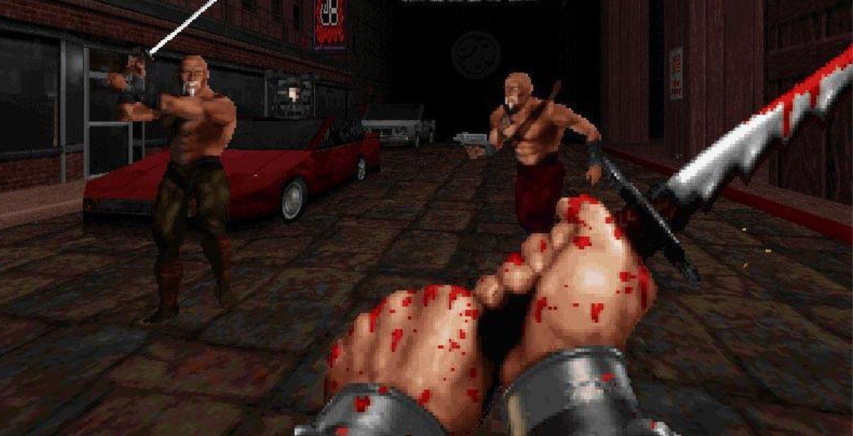 L'originale Shadow Warrior è ora gratis su GOG e Steam