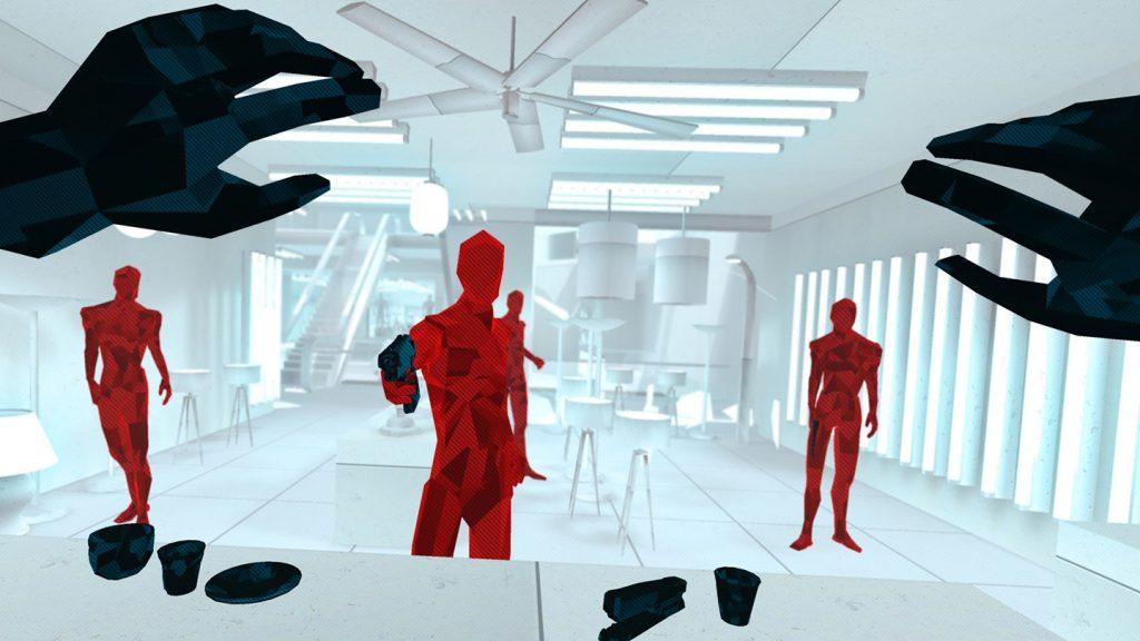 Superhot VR nemici
