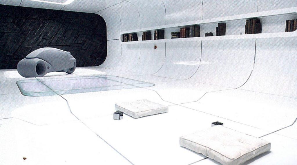 Superhot VR Tron