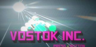 Vostok Inc titlescreen