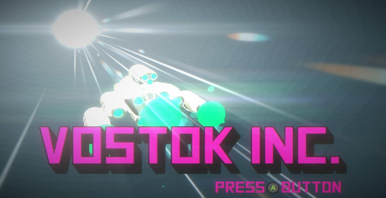 Vostok Inc titlescreen