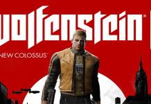 Wolfenstein 2 artbook