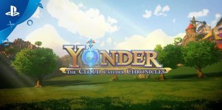 Recensione Yonder: The Cloud Catcher Chronicles